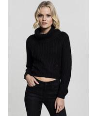 Dámsky sveter Urban Classics Ladies Short Turtleneck Sweater f2c81bbd5cc