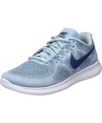 Nike Free RN 2017, Chaussures de Running Femme, Bleu (Ocean Bliss/Navy-Bleu Glacier bleu-Noiset Aqua 405), 36.5 EU