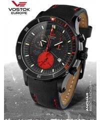 a22dd8015 Pánske hodinky Vostok-Europe ANCHAR Submarine chrono line 6S30/5104244