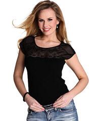 Eldar černé dámská trička - Glami.cz 268183291d