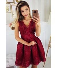 Květované společenské šaty pro družičky - Glami.cz e66d2fe1f6