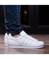 Dámske tenisky Adidas Superstar Junior White White f79a0deb3e1