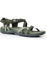 Khaki dámské boty outdoorových značek - Glami.cz 51da6d1f77