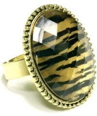 ZOYO Prsten oválný - zvířecí vzor