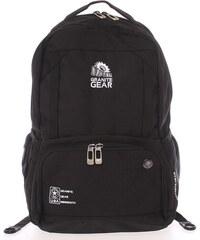 Univerzální cestovní a školní černý batoh - Granite Gear 7009 černá 4e64f15c76