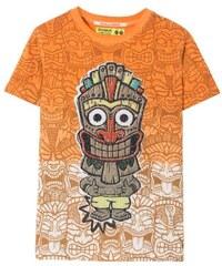 tričko Desigual Joseba golden poppy 95adcddb237