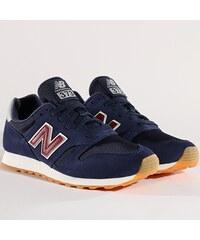 New Balance - Baskets Classics 373 633061-60 Nrg Navy rouge
