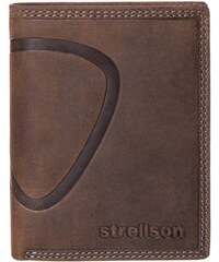 Strellson Sportswear BAKER STREET Geldbörse dark brown