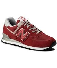 Sportcipő NEW BALANCE - ML574ERD Piros 0ab6e33a84