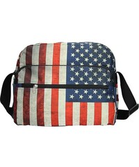 Pánská taška přes rameno New Rebels Marco USA 1972f75a6b8