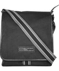 Pánská taška přes rameno Enrico Benetti Eddie - černá 2b96165f4e8