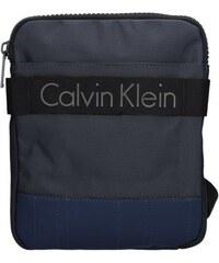 8d7614f0d86 Pánská taška přes rameno Calvin Klein Felix - modrá