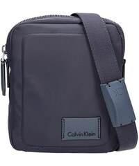 1bc5690cf48 Pánská taška přes rameno Calvin Klein Ermin - modrá