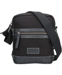 fd1fb482be Pánská taška přes rameno Lagen Albert - černá