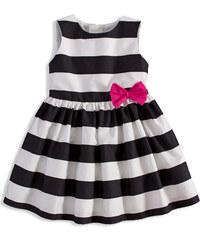 6917695d533c Dievčenské pruhované šaty MINOTI PERFECT