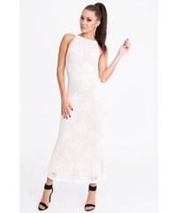 1d0467060295 EMAMODA Dámské šaty Emamoda Lerita bílé - bílá