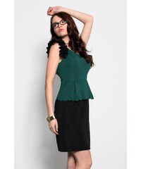 G-ladies Dámské šaty G-ladies zelené - zelená 3e1adf4aff