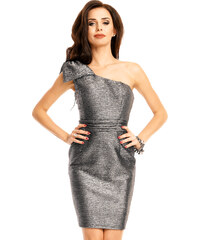 077f7927105 Dámské šaty Aikha Lover stříbrné - stříbrná
