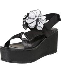 ccb6be784d Sixtyseven Remienkové sandále  Take  čierna