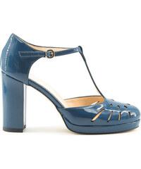 704f4a965a4b Dámske sandále na vysokom podpätku