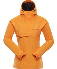 caedb1bba792 ALPINE PRO CELESTA Dámska bunda LJCL217324 ostro oranžová XS