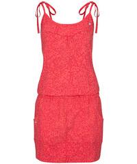 b06c4fa31324 LOAP Dámské šaty Amie Sugar Coral CLW1832-J93X