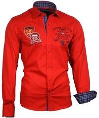 738c5fef50f BINDER DE LUXE košile pánská 81104 s dlouhým rukávem