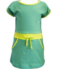 Petrolejové pruhované dívčí oblečení - Glami.cz a023851b72