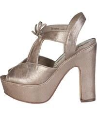 1403ee986869 VERSACE 19.69 Dámske sandále na podpätku