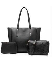 38474a8626 Fekete Női táskák BagNet.hu üzletből | 100 termék egy helyen - Glami.hu