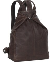 The Chesterfield Brand Dámský kožený batoh do města Manchester C58.014101  hnědá 3d7b866cc1