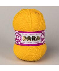 Pletací příze Madame Tricote paris DORA 029 tmavě žlutá ea16e2a21f