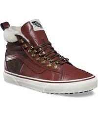 Vans kožené dámské boty - Glami.cz d3570c73bb