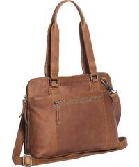 The Chesterfield Brand Dámská kožená kabelka M na notebook Cara C48.061231  koňak 96e0ff41564