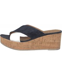 ba286c9c0a8 Tamaris dámské pantofle 40 tmavě modrá