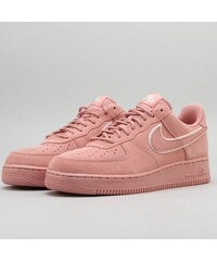 c434078cc73 Nike Air Force 1  07 LV8 Suede red stardust   red stardust
