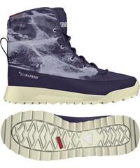 Dámske zimné topánky adidas Performance TERREX CHOLEAH PADDED CP (Fialová    Biela) e8ab1ce7855