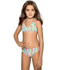 Dívčí plavky Viky puntíkované 04a8f67d29