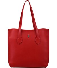Wojewodzic kožené kabelky luxusné veľké do ruky červené 31746 CS08 bc45896ee63