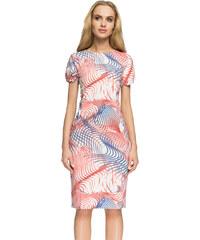 Style Vzorované šaty S047 e6c8140cd67