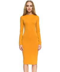 824b465a3d5a Style Žlté šaty S033