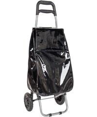 49764cc957 Nákupní taška na kolečkách Dielle CARR1-01 černá - Glami.cz