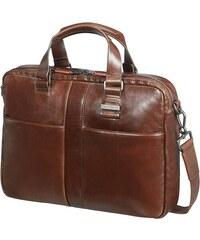 024ea70abb Samsonite Kožená taška na notebook 14