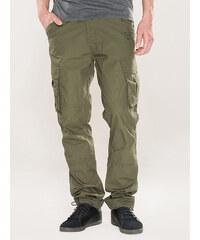 b52a53d1b6ae Zelené Pánske nohavice