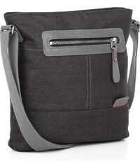 Topgal Malá unisex taška EFFI 18005 G - Grey 49ab3f14d6b