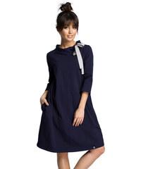Šaty s tříčtvrtečním rukávem  fd46601b803