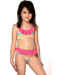 cd5b4ab5f3d LORIN Dívčí plavky Balbina vícebarevná