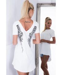 7d855d7430e7 Biele Dámske oblečenie z obchodu Amando.sk