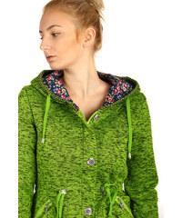 Zelené Dámske bundy a kabáty z obchodu GLARA.sk - Glami.sk 66429282f83