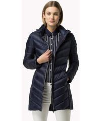 Tommy Hilfiger dámský tmavě modrý přechodový kabát Callie 32f0a765a33